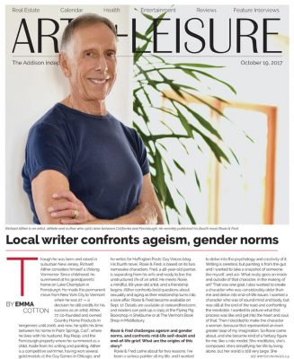 Art & Leisure Article